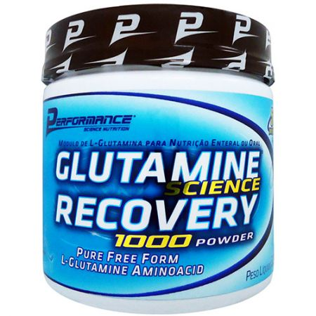 Glutamina Science Recovery 1000 Powder - 300g - Performance Nutrition