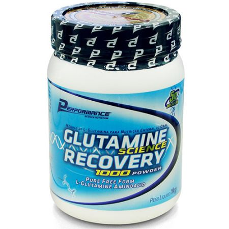 Glutamina Science Recovery 1000 Powder - 1000g - Performance Nutrition
