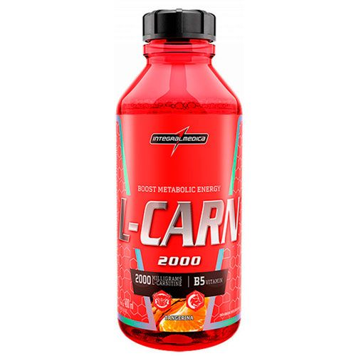L-Carnitina 2000mg Liquid - 480ml - IntegralMedica