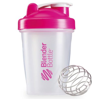 Coqueteleira Blender Classic - Blender Bottle - Rosa - 20oz / 590ml