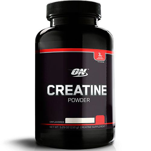 Creatina Powder Black - 300g - 100 Doses - Optimum Nutrition