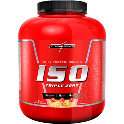 Iso Triple Zero - Whey Protein Isolate - 1800g - IntegralMedica