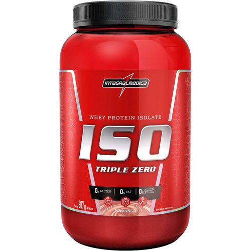 Iso Triple Zero - Whey Protein Isolate - 907g - IntegralMedica