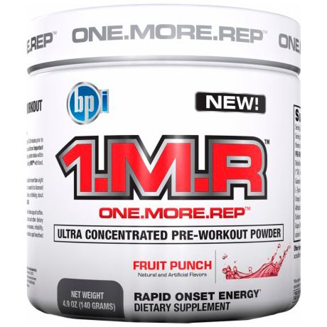1MR Ultra Concentrated - 140g - 28 Doses - BPI Sports  - foto 1