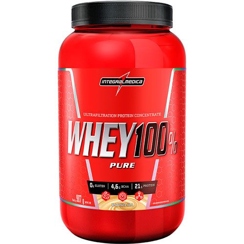 Super Whey 100% Pure - 907g - IntegralMedica