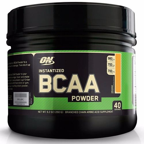 BCAA Powder - 260g - 40 Doses - Optimum Nutrition