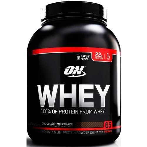 ON Whey Protein 100% - 2040g - Optimum Nutrition