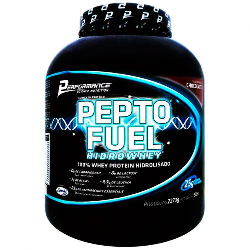 Pepto Fuel HidroWhey - 2273g - Performance Nutrition