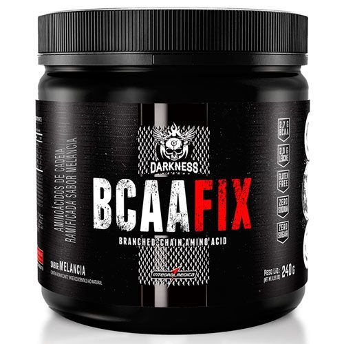 BCAA Fix Darkness - 240g - IntegralMedica