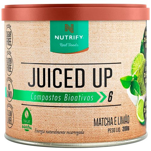 Juiced Up - 200g - Nutrify