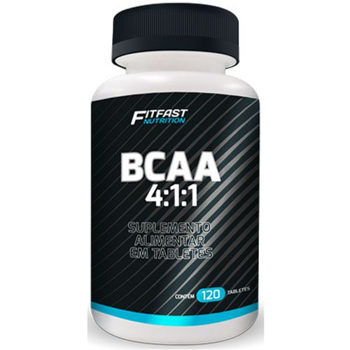 BCAA 4:1:1 - 120 Tabletes - Fit Fast Nutrition
