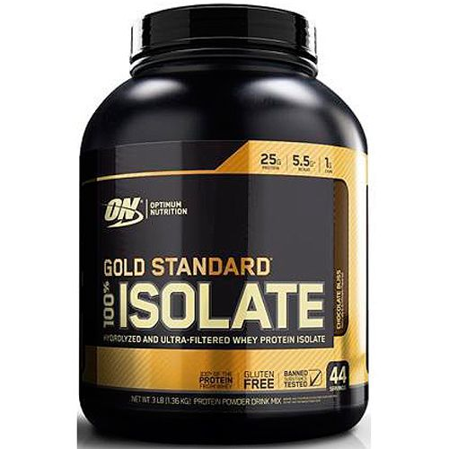 Whey Gold Standard 100% Isolate - 1360g - Optimum Nutrition