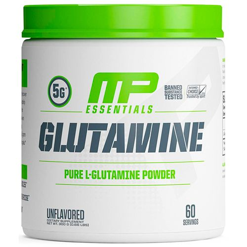 Glutamina MP Powder - 300g - 60 Doses - Muscle Pharm