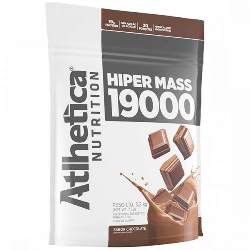 Hiper Mass 19000 - 3200g - Athletica