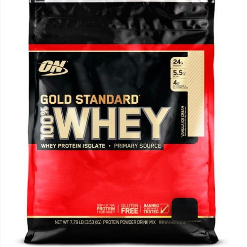 Whey Protein 100% Gold Standard - 2880g - Optimum Nutrition