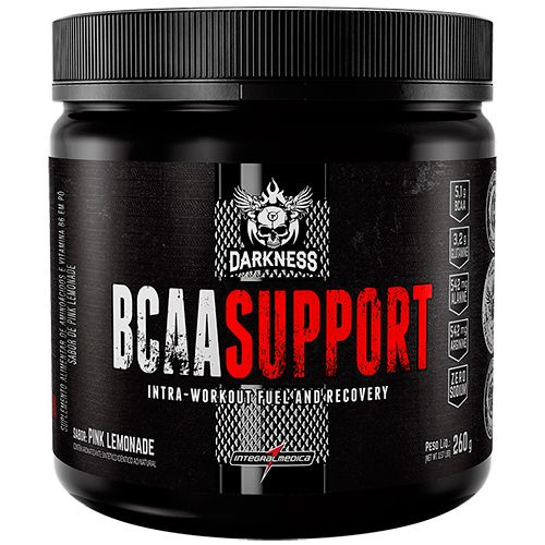 BCAA Support Darkness - 260g - IntegralMedica