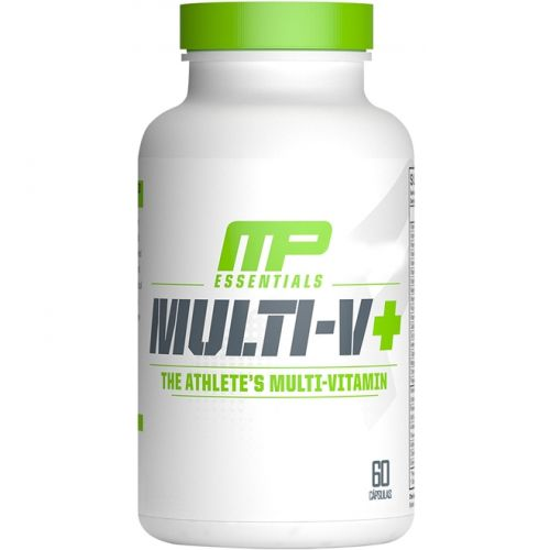 Multivitaminico Multi-V - 60 Cápsulas - Muscle Pharm