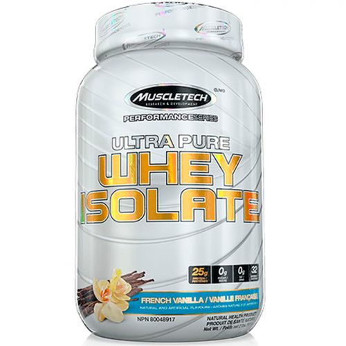 Ultra Pure Whey Isolate - 907g - MuscleTech