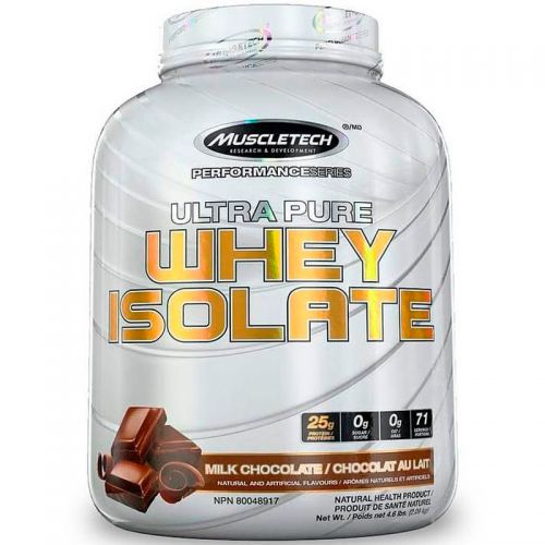 Ultra Pure Whey Isolate - 2090g - MuscleTech
