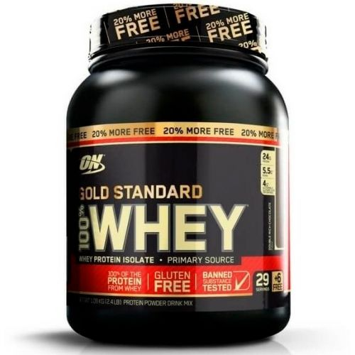 Whey Protein 100% Gold Standard - 1090g - Optimum Nutrition