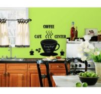 Coffee Chalkboard Wall Decals - RMK1314GM