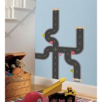Build-A-Road Wall Decals - RMK1720SCS