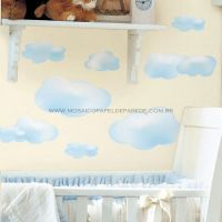 Clouds Wall Decals - RMK1250SCS