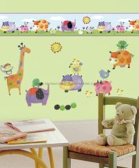 Polka Dot Piggy Wall Decals - RMK1181SCS