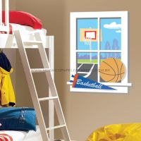 Backyard Basketball Window - RMK1712SLM