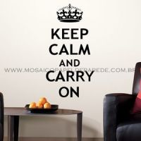 Keep Calm Wall Decals - RMK1782SCS  - foto 2