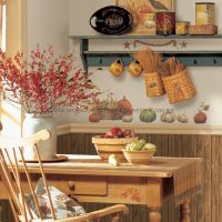 Bountiful Harvest Wall Decals - PJ2000SCS