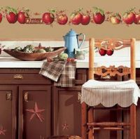 Country Apples Wall Decals - RMK1570SCS