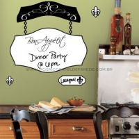 Bon Appetit Wall Decal - RMK1726GM