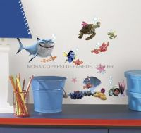 Finding Nemo Wall Decals - RMK2059SCS