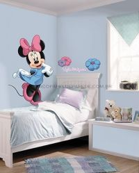 Minnie Mouse Giant Wall Decal - RMK1509GM