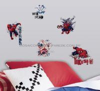 Ultimate Spider-Man Graphic Wall Decals - RMK2170SCS