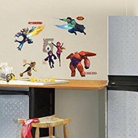 Big Hero 6 Wall Decals - RMK2632SCS